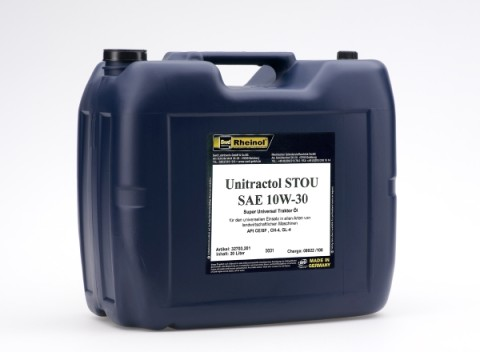 Universal Oils for Agricultural and Construction Machinery Archive
